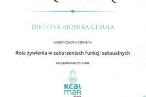 Monika Cebula dietetyk certyfikaty_006