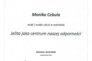 Monika Cebula dietetyk certyfikaty_007