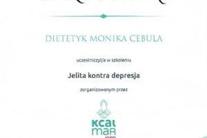 Monika Cebula dietetyk certyfikaty_009