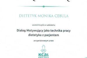 Monika Cebula dietetyk certyfikaty_010