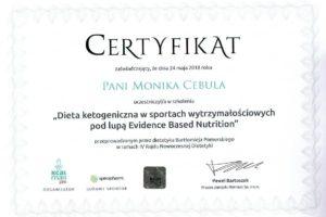 Monika Cebula dietetyk certyfikaty_017