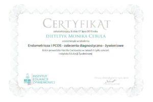 Monika Cebula dietetyk certyfikaty_021